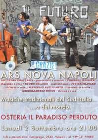 ARS NOVA NAPOLI | Italia