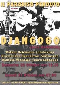 DJANGOGO | Germania