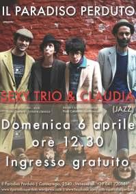 Sexy trio & Claudia| Italia