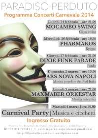Concerti febbraio 2014