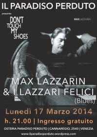 Max Lazzarin & i Lazzari felici