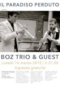 Boa Trio | Italia