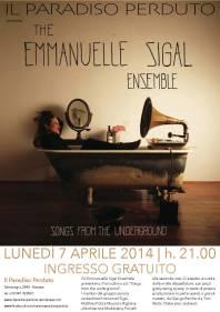 Emmanuelle Sigal | Israele