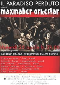 Maxmaber Orkestar | Italia