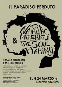 Natalia Molebatsi & the Soul Making | South Africa