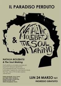 Natalia Molebatsi & the Soul Making | South Africa