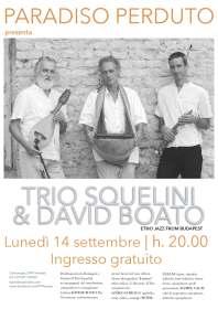 Trio Squelini & David Boato | Ungheria, Italia