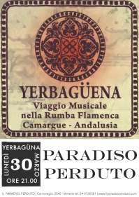 Yerbaguena | Italia