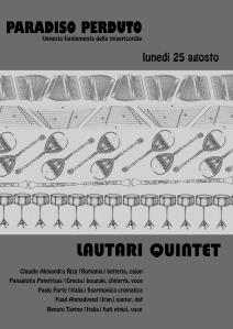 Lautari quintet 25 agosto