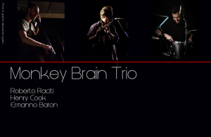 Monkey Brain Trio orizzon