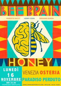 Bee Brain | USA, Italia